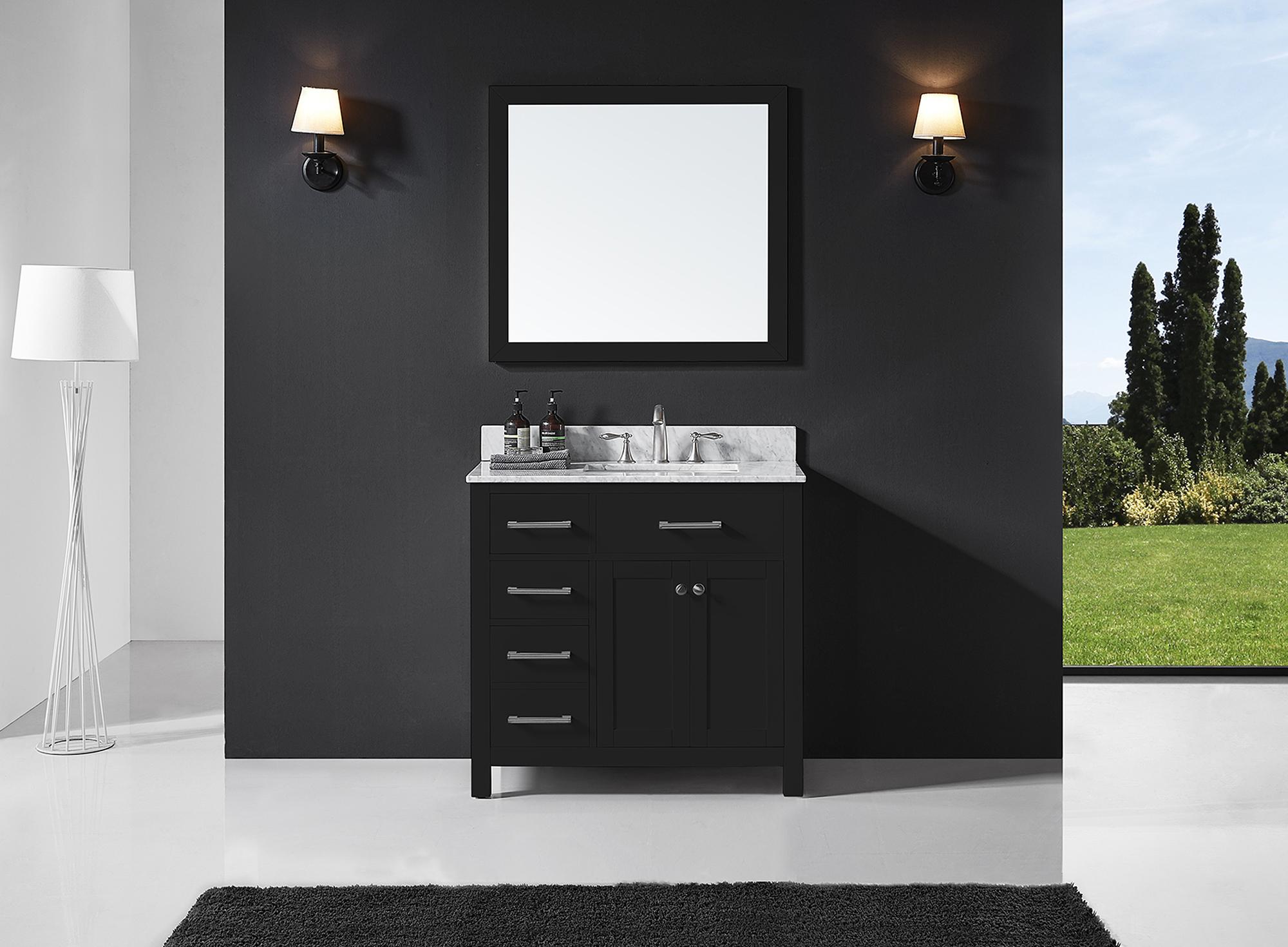 Bathroom vanities colette collection