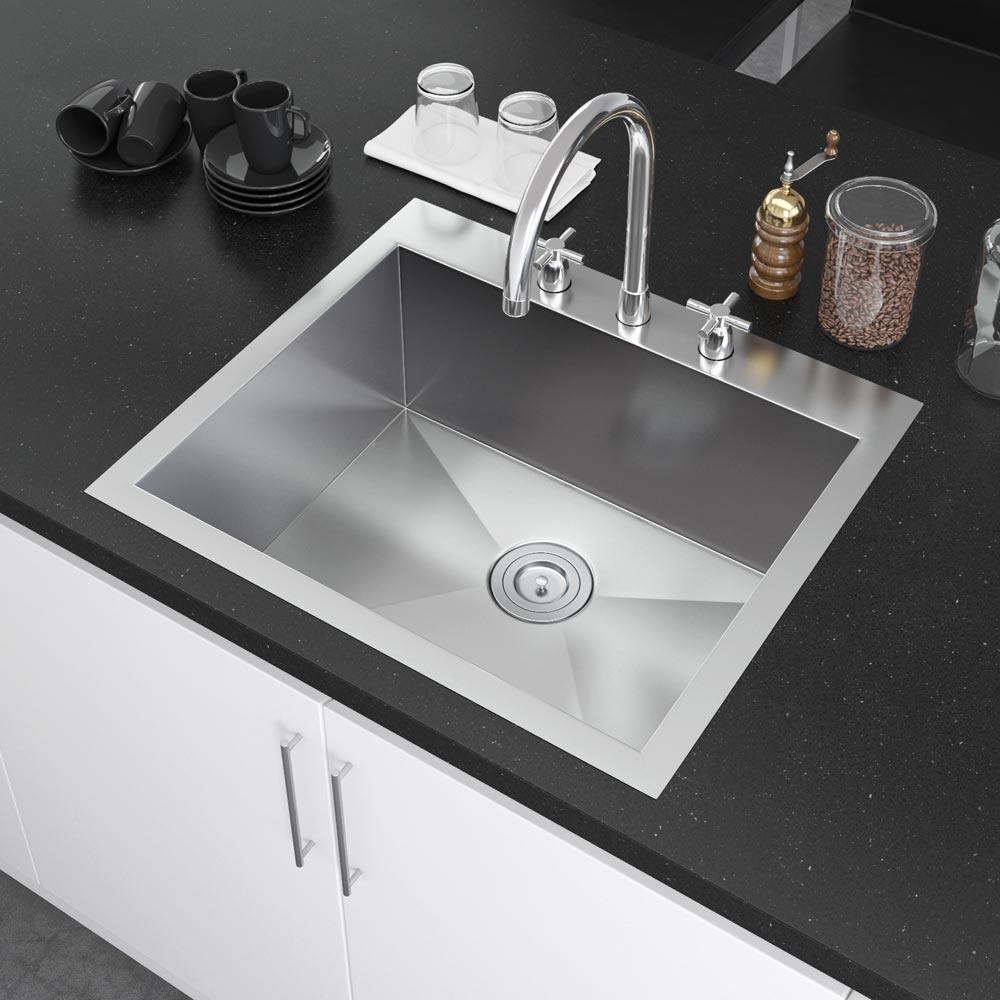 Top Mount Sink – Exclusive Heritage USA