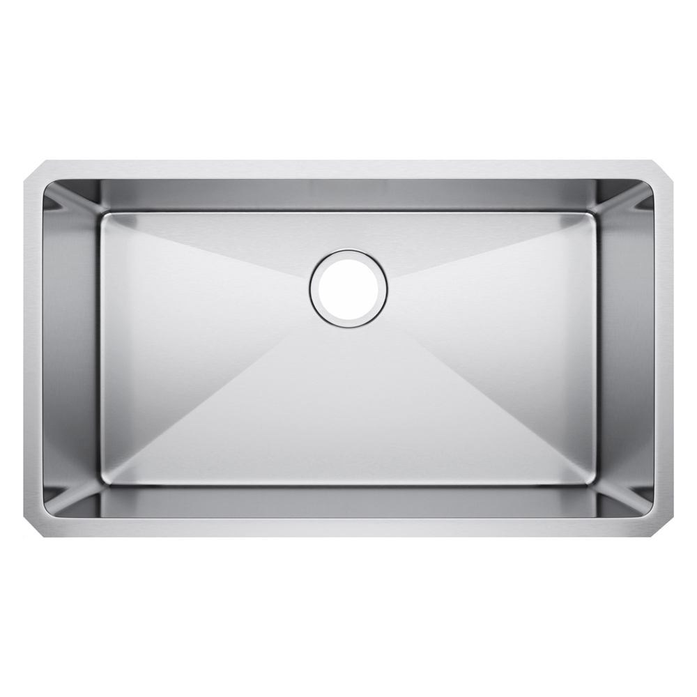 Exclusive Heritage 30 X 18 Single Bowl Undermount