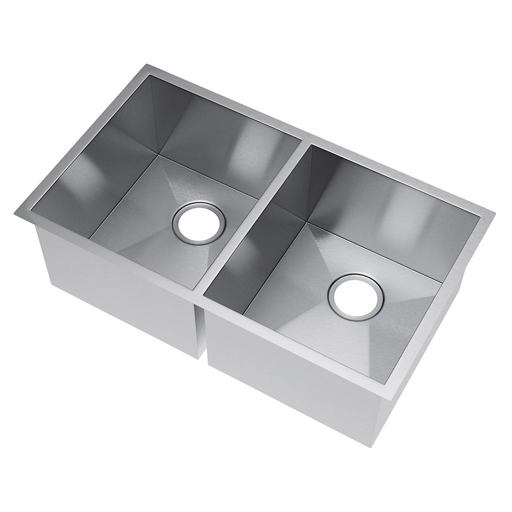 16 Gauge Vs 18 Gauge Sink For Kitchen Ruvati 23 Quot X 18 Quot X