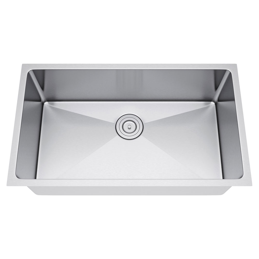 Exclusive Heritage 32 X 19 Single Bowl Undermount