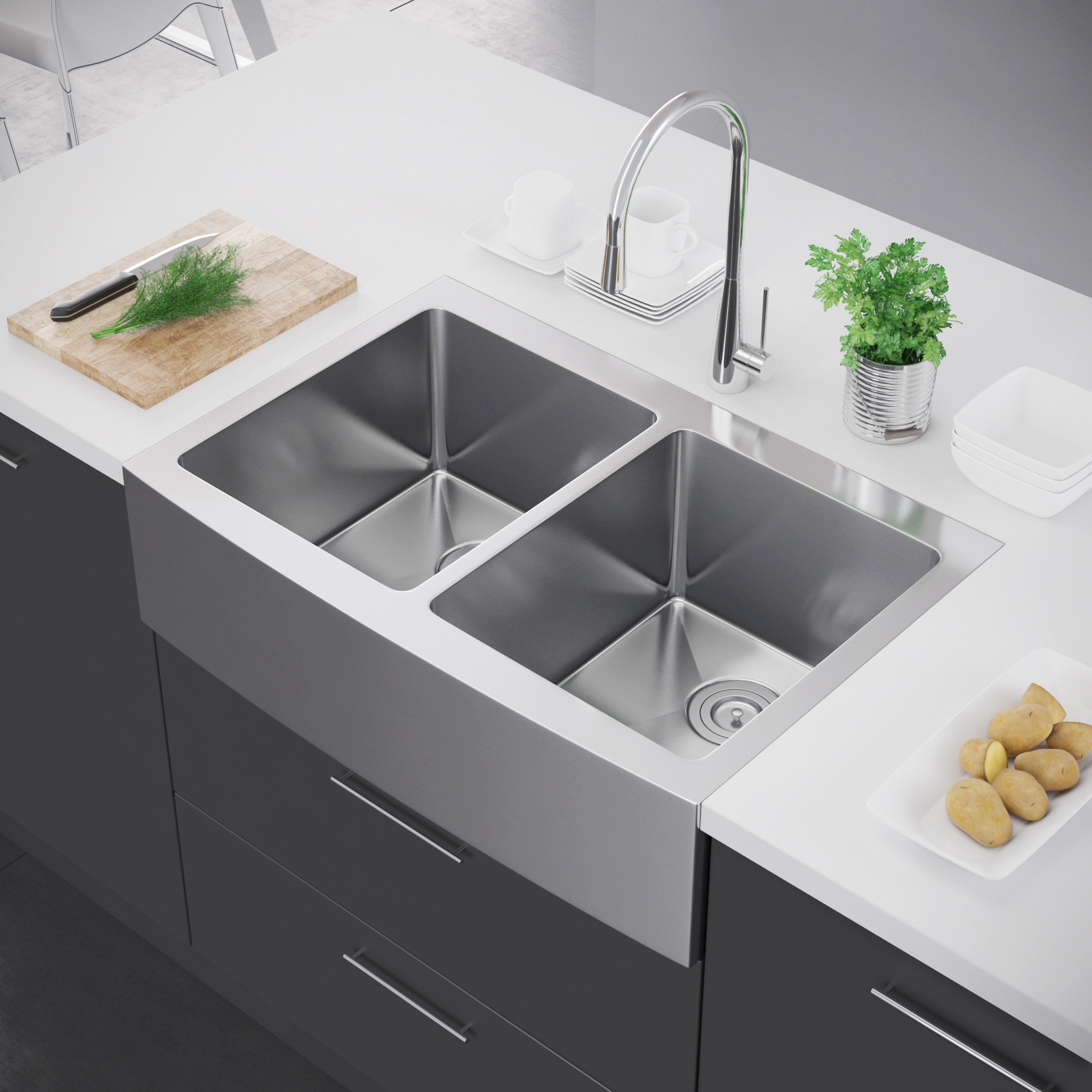 What Is The Best Gauge For A Kitchen Sink