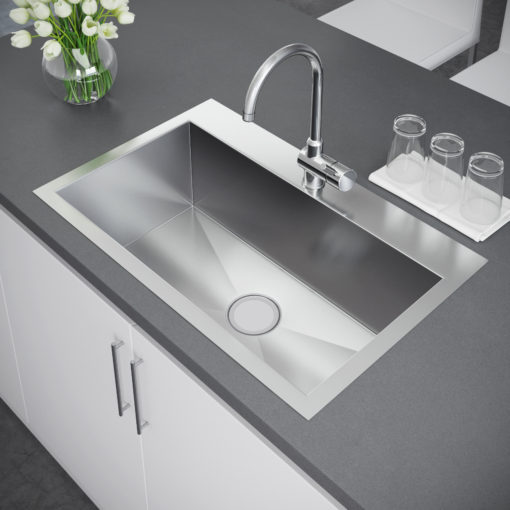 Top Mount Sink Exclusive Heritage Usa