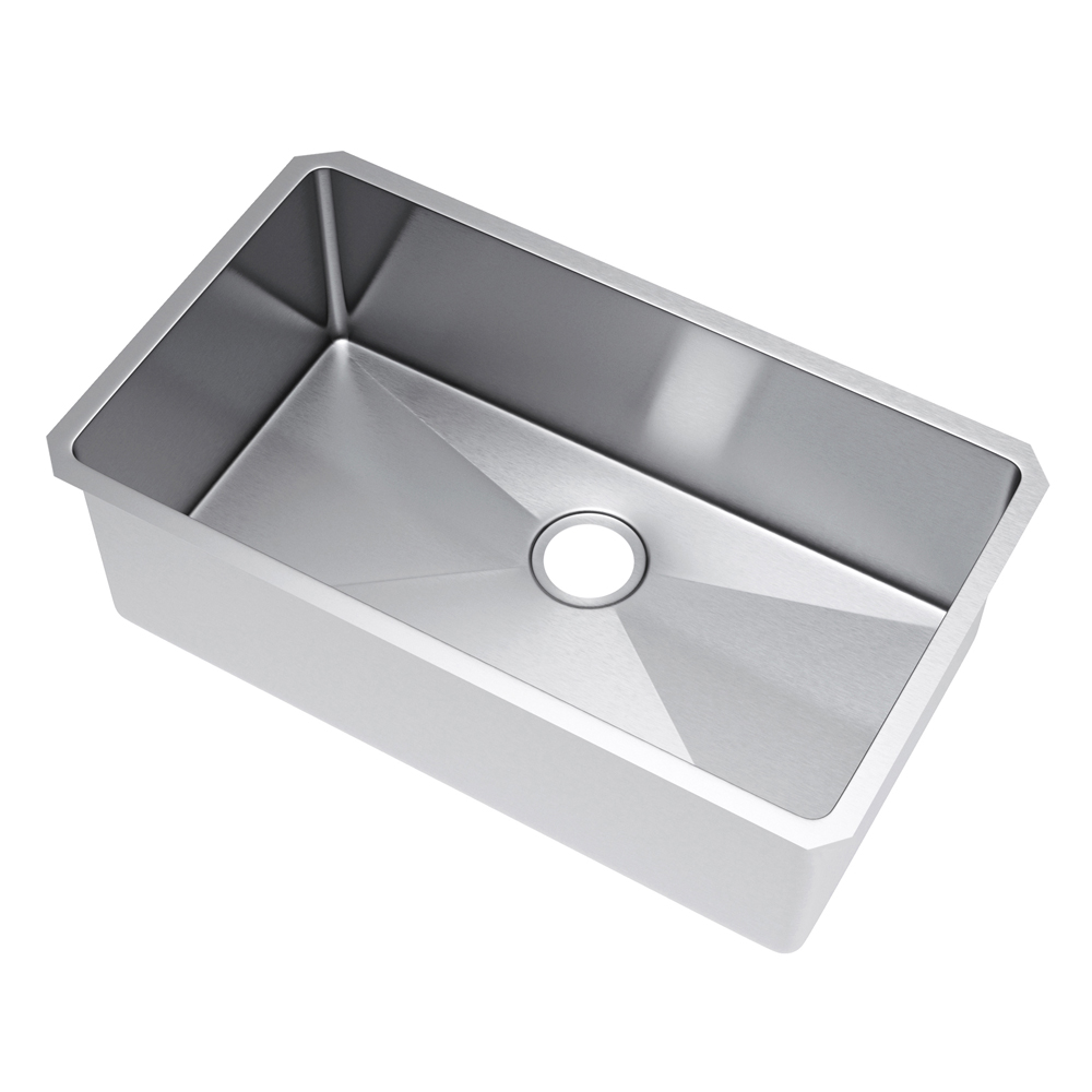 Gauge Vs  Gauge Steel Kitchen Sink