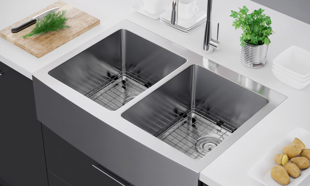 Topmount Sink Collection
