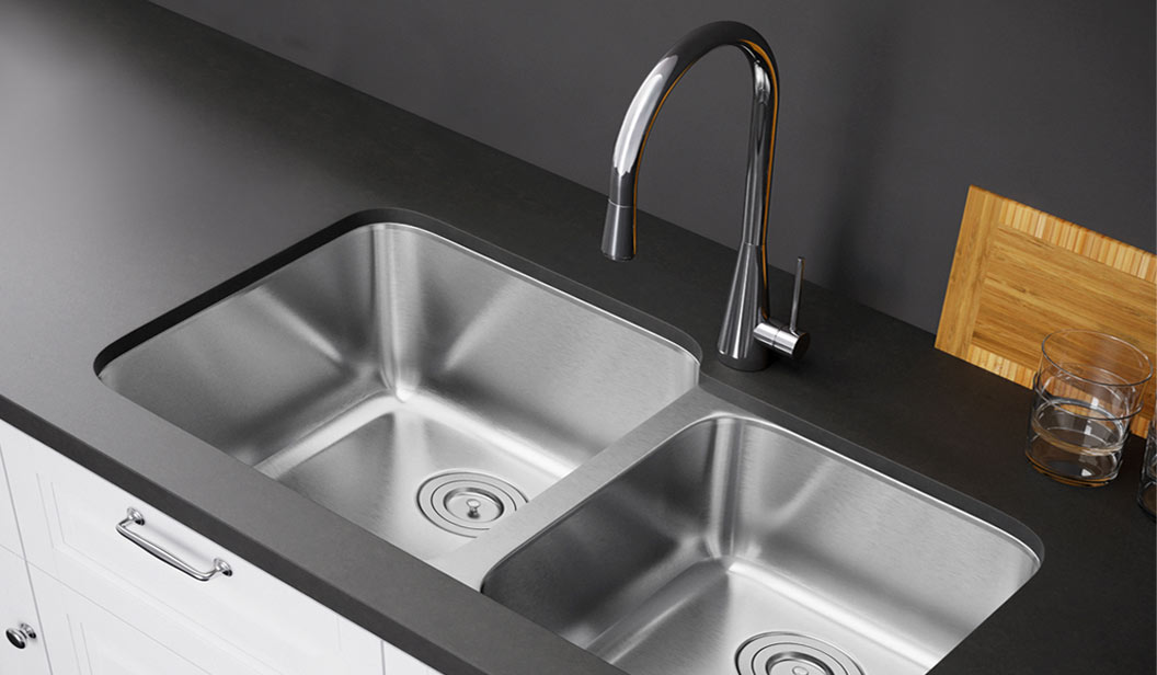 Unndermount Sink Collection